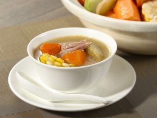 Daily Soup@Express Lunch