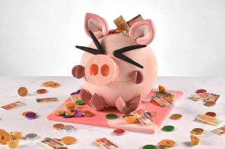 Piñata – P1. The Piggy Bank